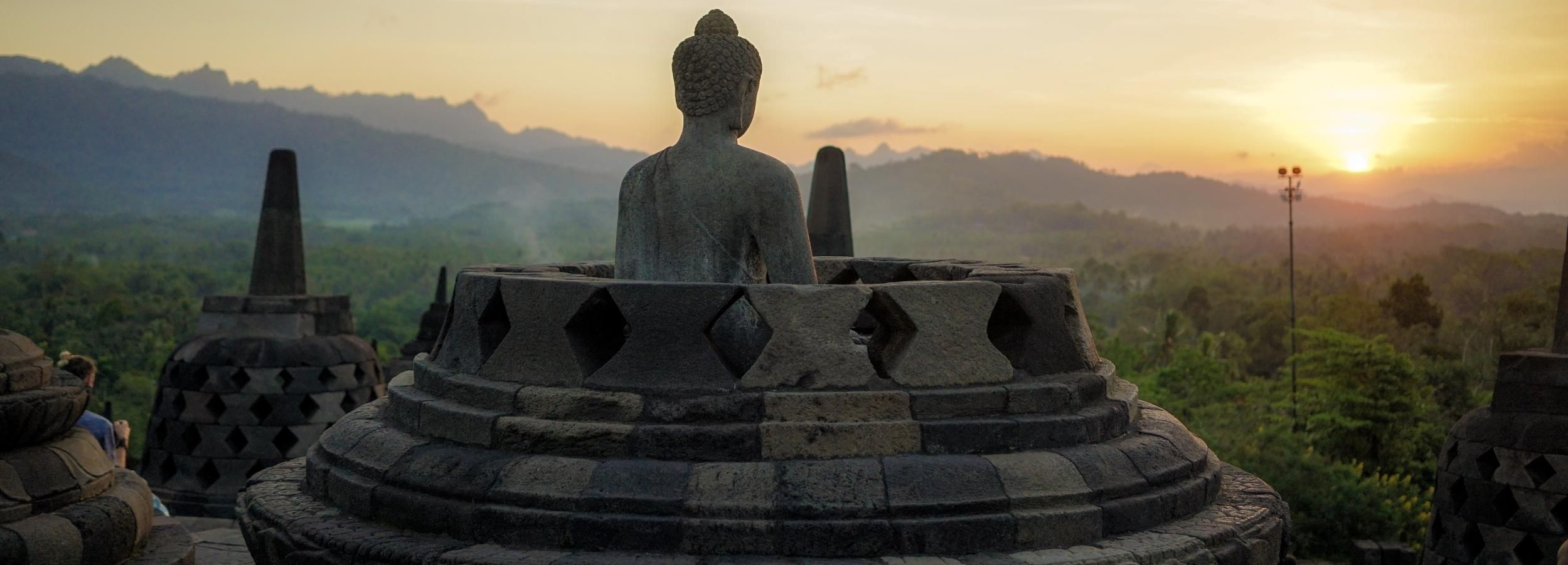 Borobudur Sunrise & Prambanan Full Day Private Tour