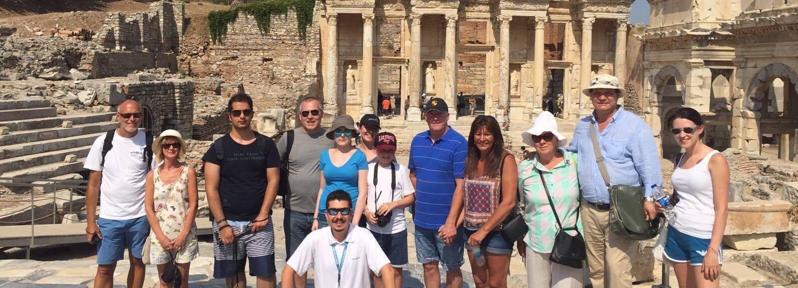 From Kusadasi: Full-Day Small Group Ephesus Tour
