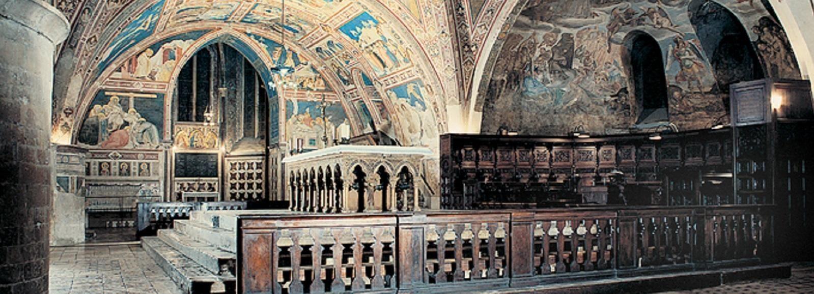 Assisi: Basilika des Heiligen Franziskus Tour