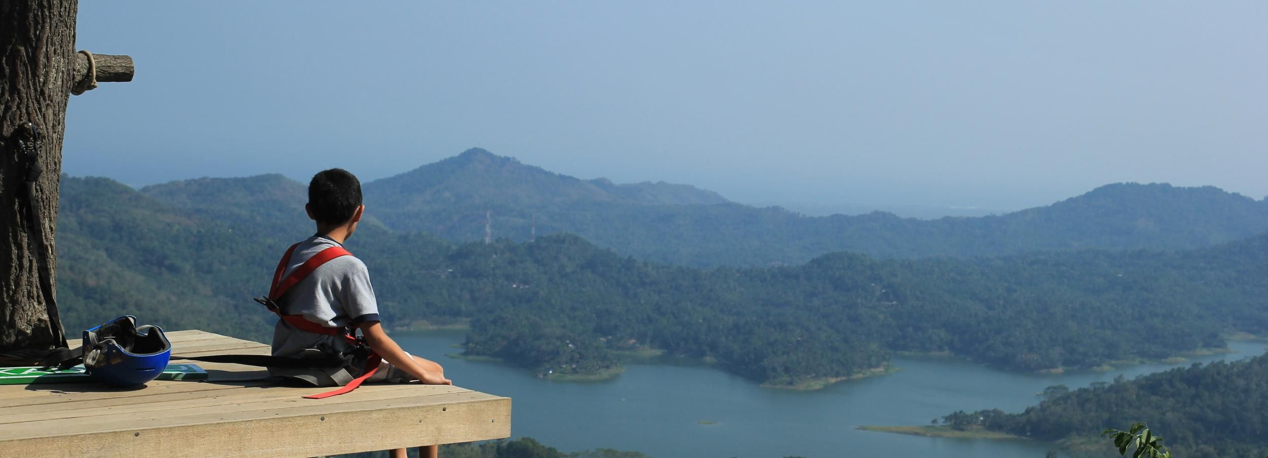 From Yogyakarta: Borobudur & Kalibiru National Park Day Trip