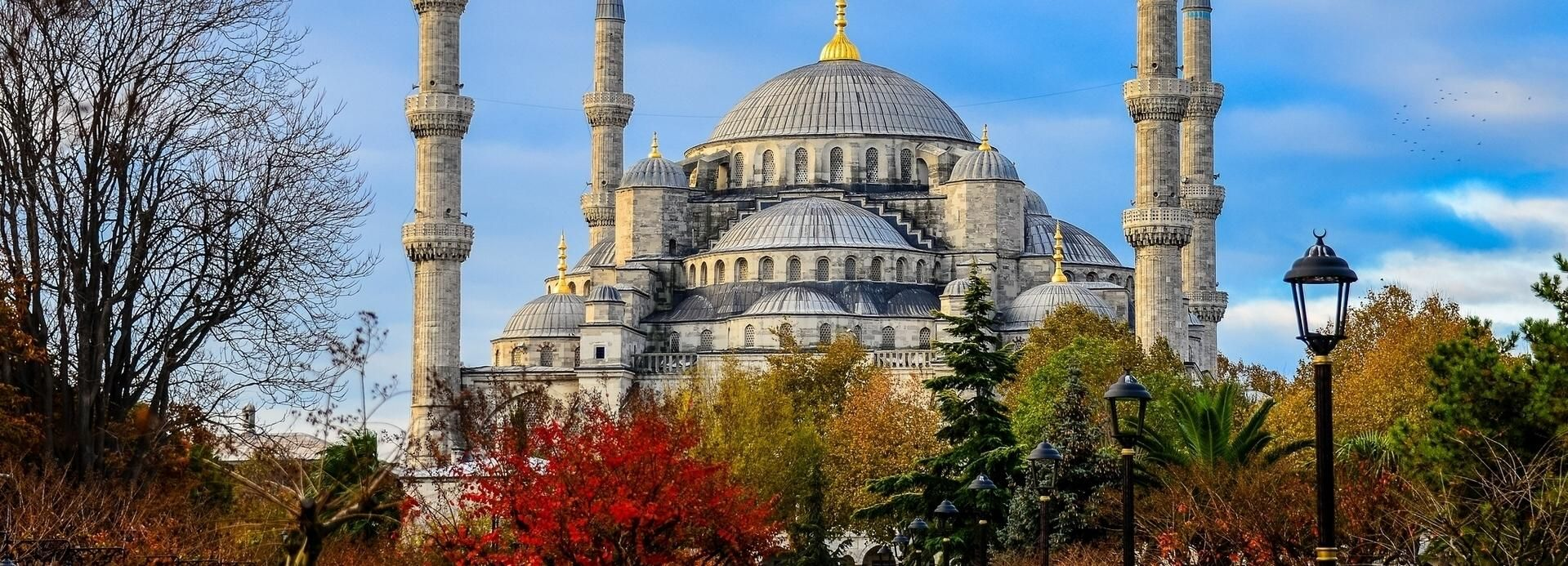 Hagia Sophia and Blue Mosque Small Group Tour