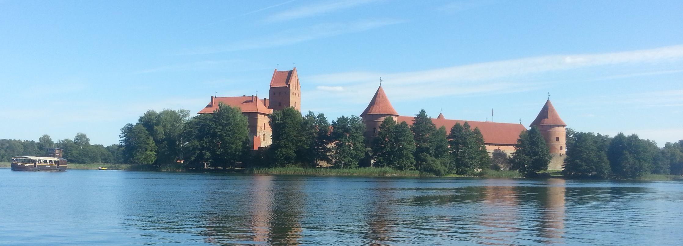 Vilnius: Parque privado de Paneriai, Castelo de Trakai, Passeio de Kernavė