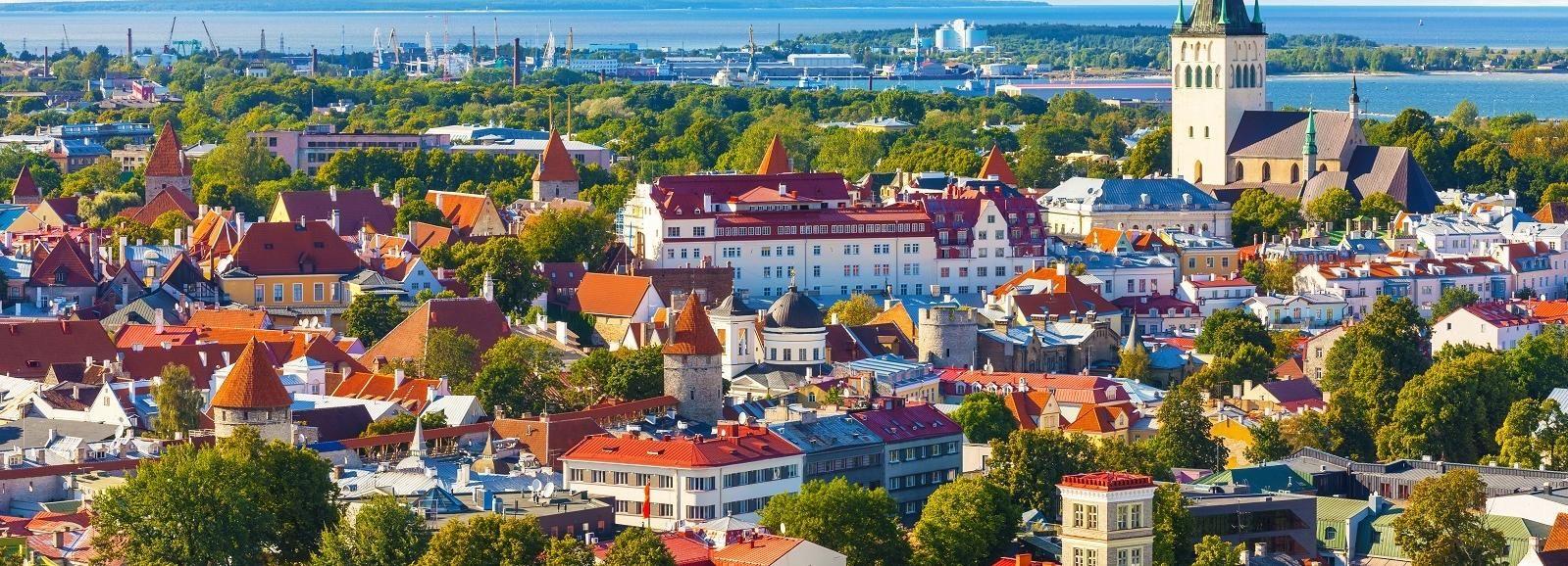 Guided Tallinn Full-Day Tour from Helsinki by Ferry
