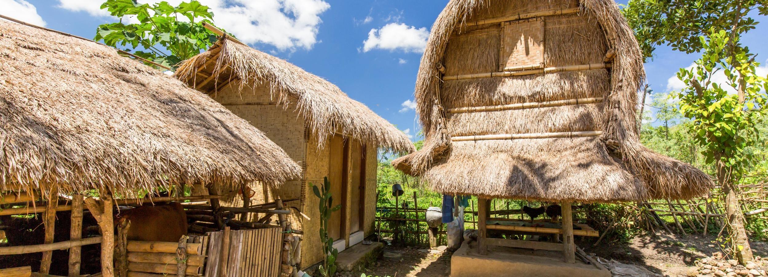 Der Sasak-Pfad von Lombok: Tagestour