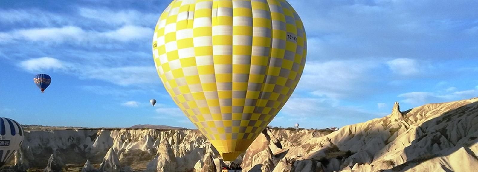From Istanbul: 4-Day Small Group Istanbul & Cappadocia Tour