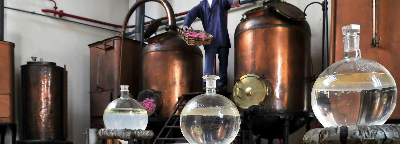 Grasse: Design Your Own Fragrance at a Perfume Factory