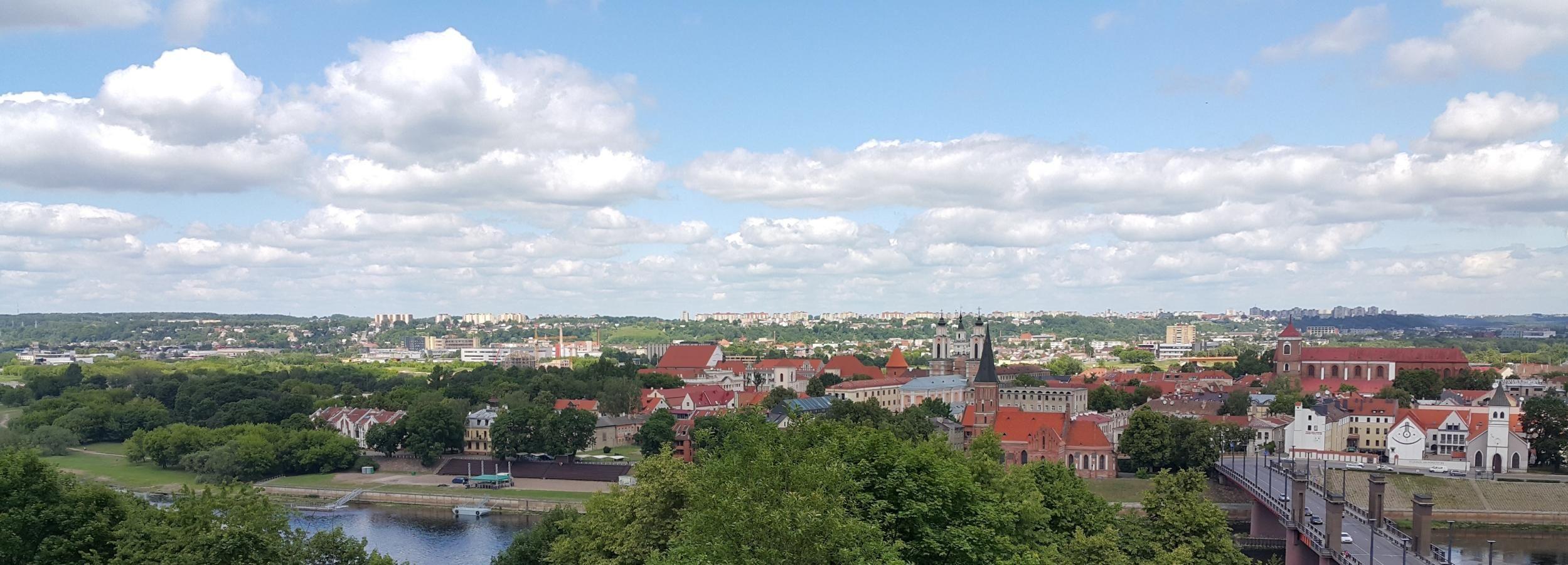 De Vilnius: Kaunas, Trakai e Paneriai Forest