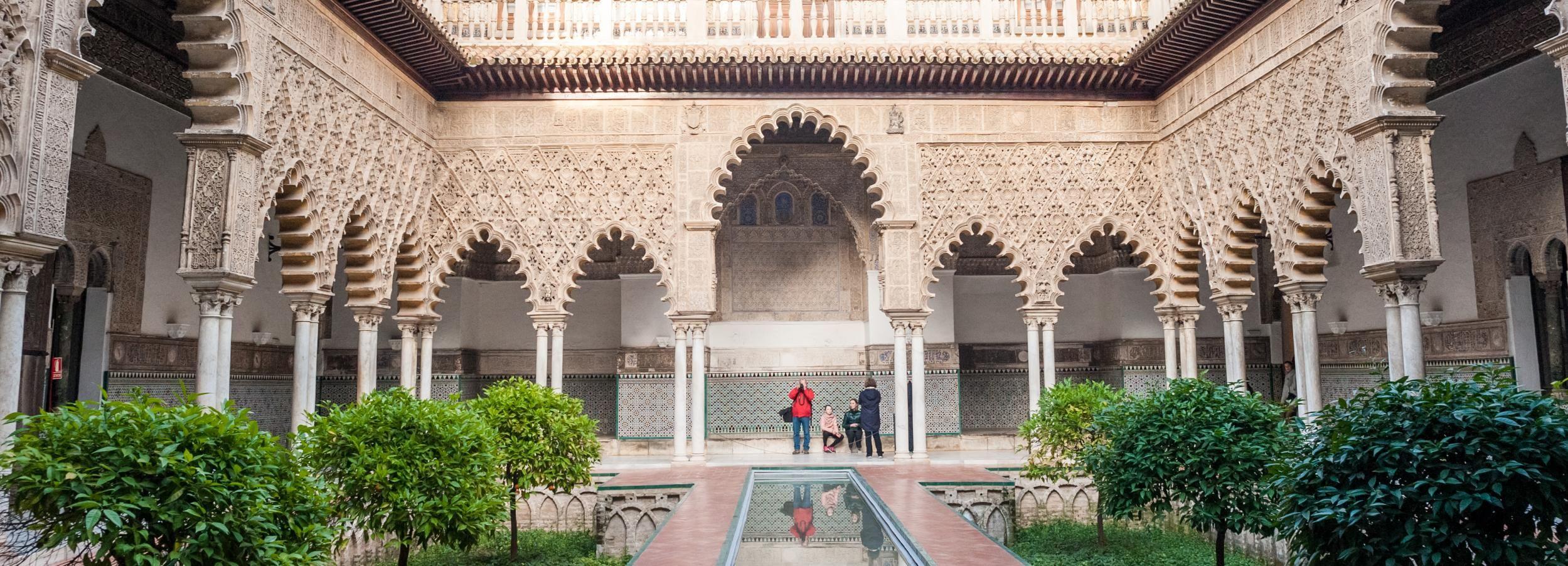 Sevilla: Führung ohne Anstehen im Alcázar