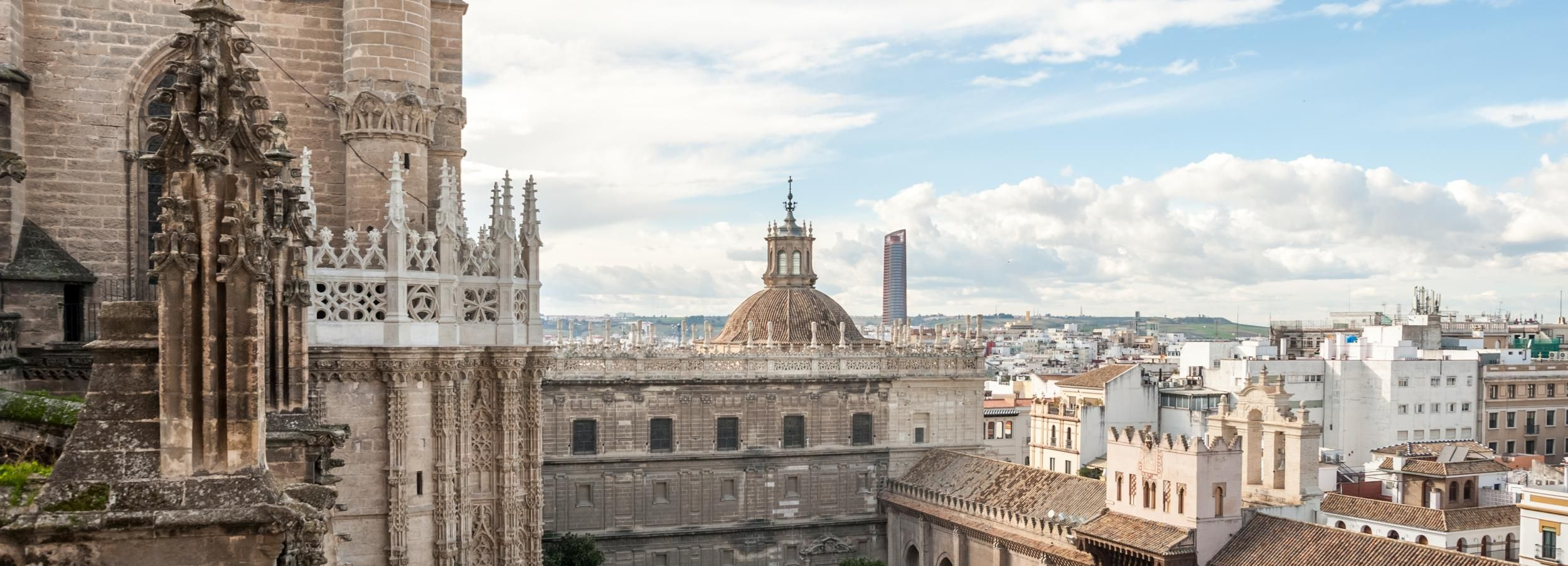 Cathédrale de Séville: visite coupe-file et option Alcazar