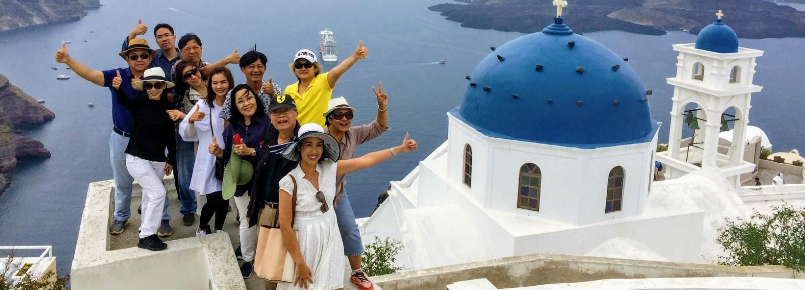 Best of Santorini Full-Day Private Guided Tour