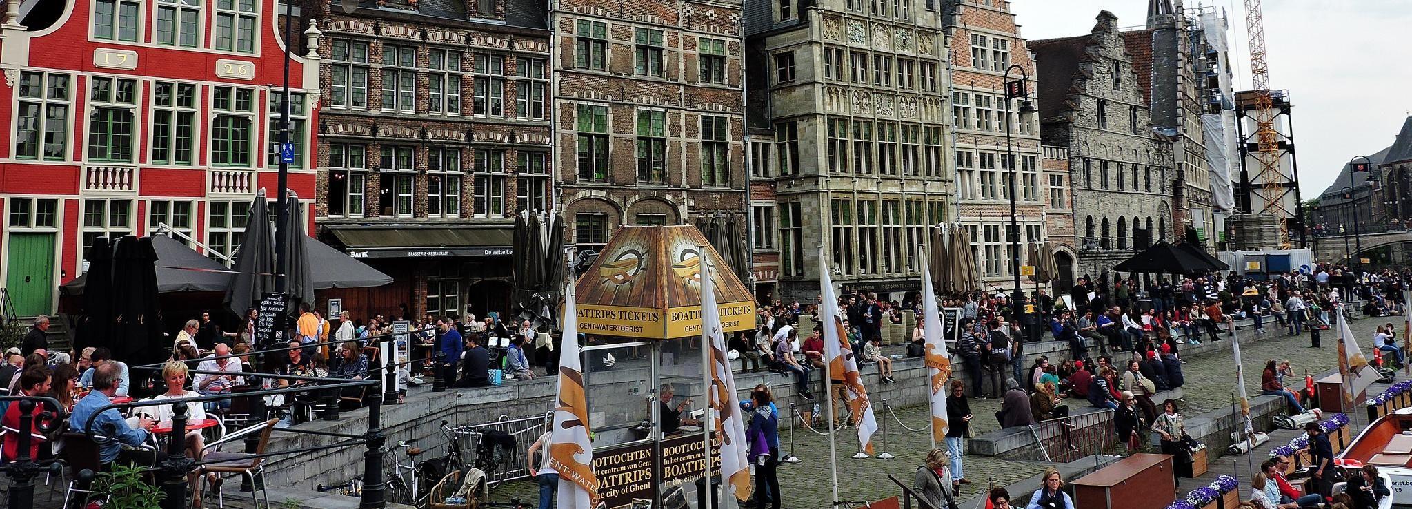 Ghent: Tour personalizado com um guia local
