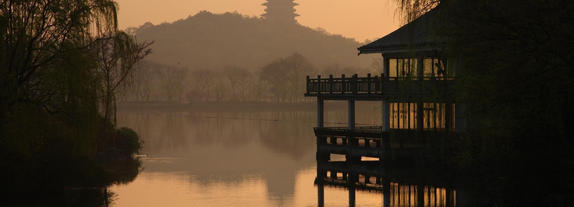 From Shanghai: Hangzhou, West Lake Cruise and Tea Plantation