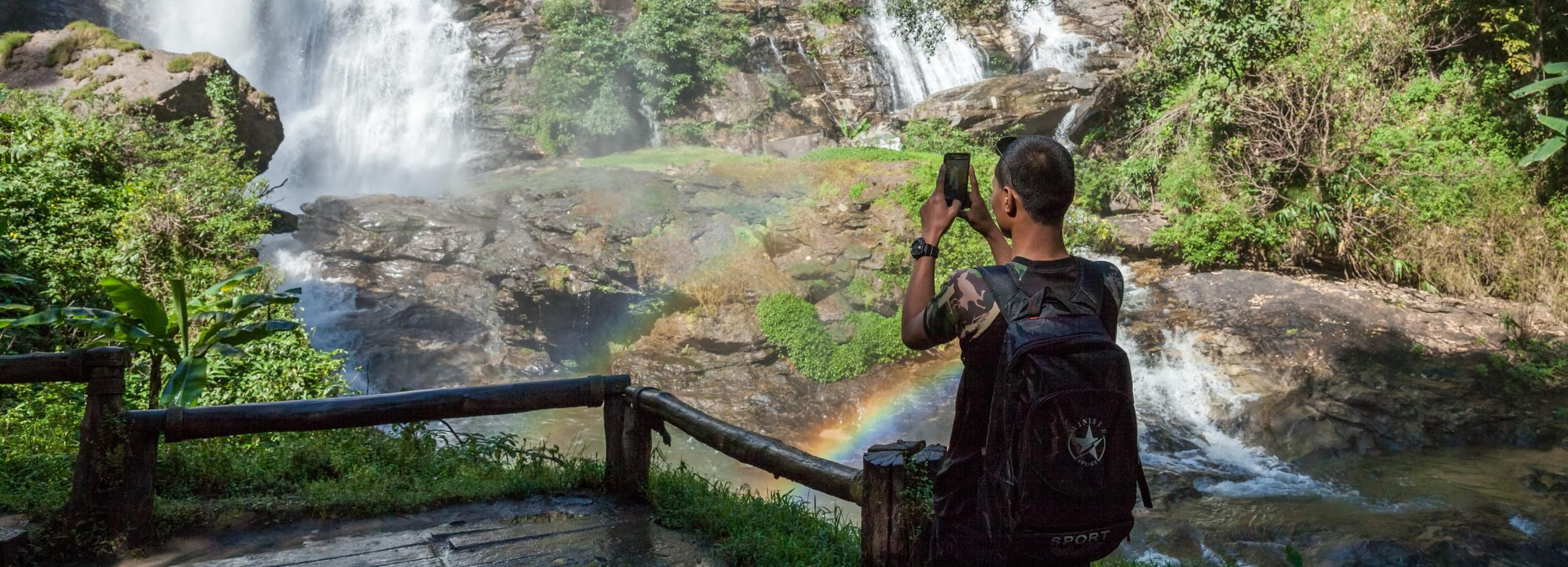 From Chiang Mai: Inthanon National Park 9-Hour Group Tour