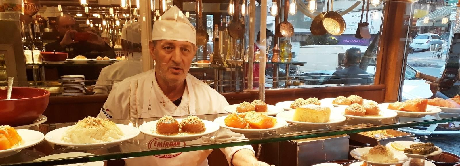 Istanbul Culinary Tour for Layover Passengers