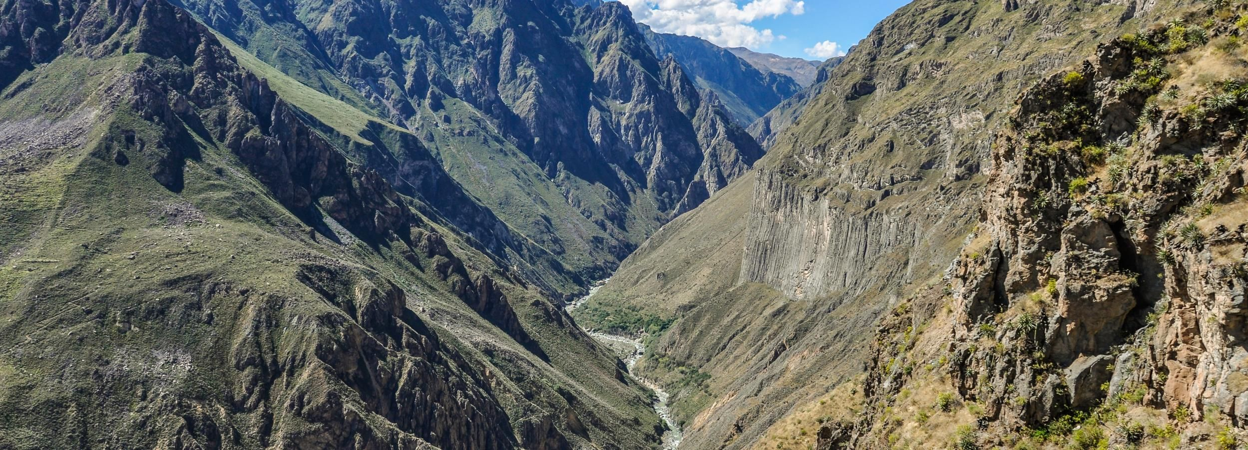 From Arequipa: 3-Day Colca Canyon Trek