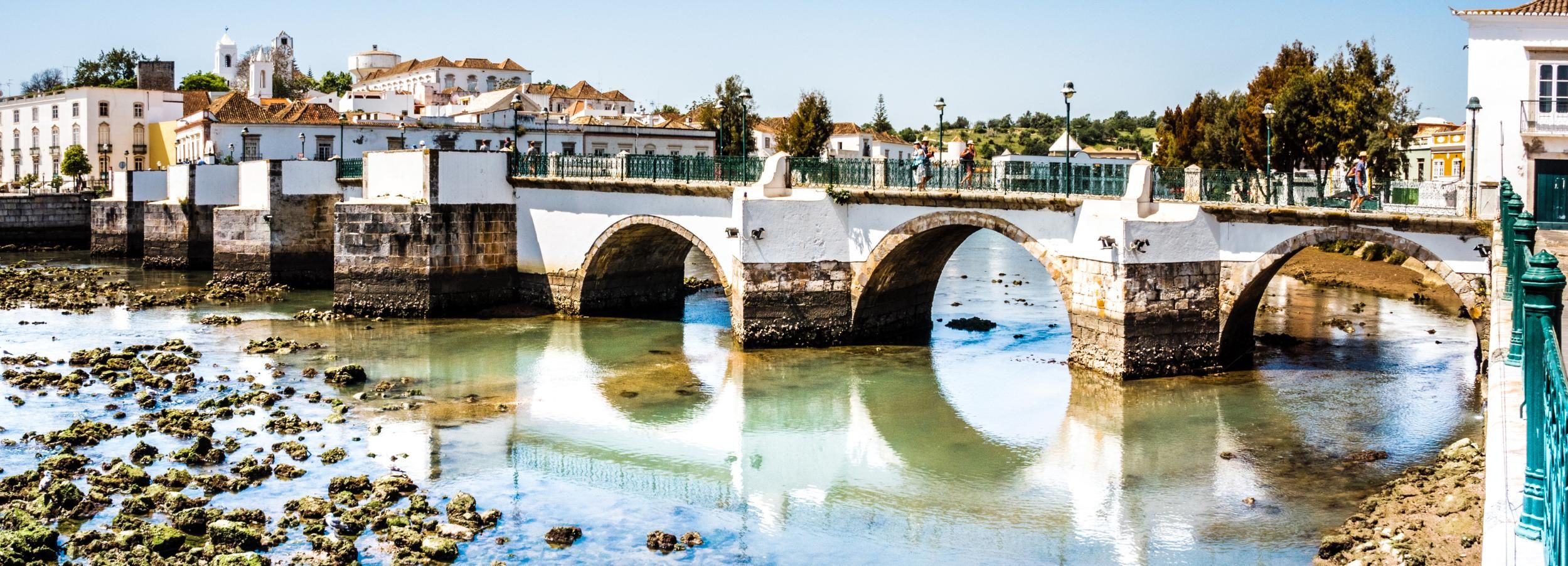 Olhão, Tavira, and Faro: Eastern Algarve Minivan Tour