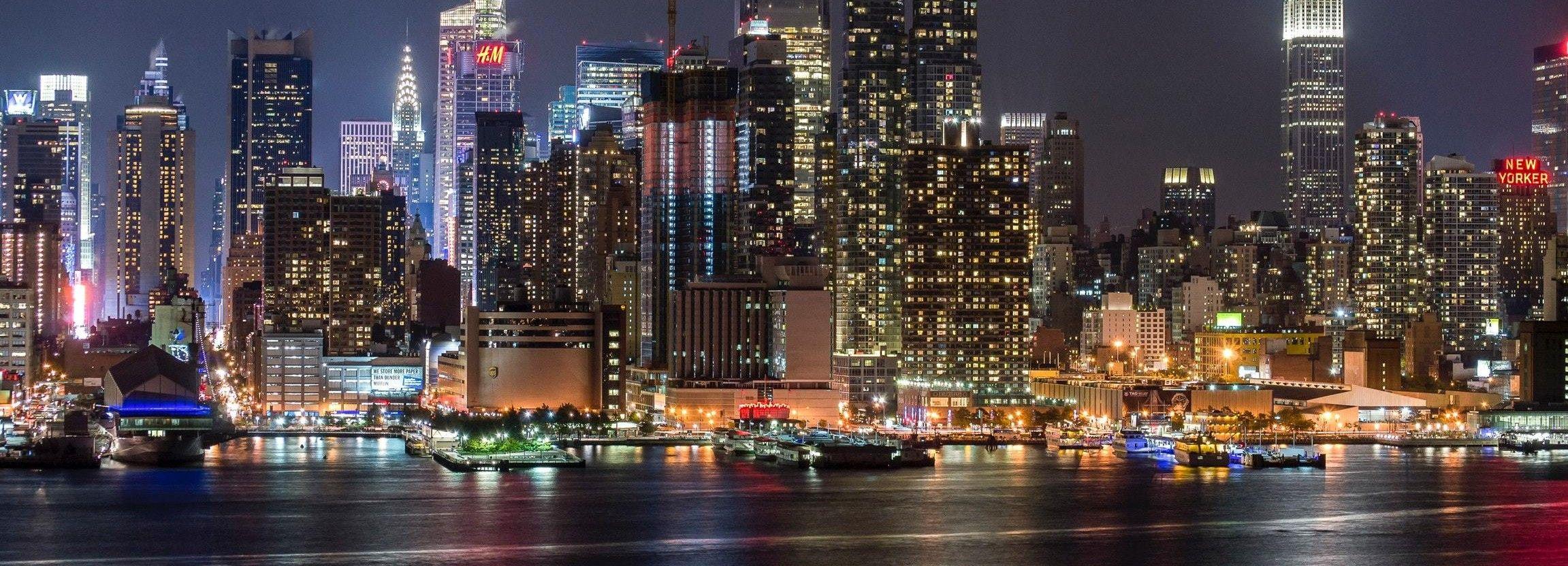 New York City: Skyline at Night Tour
