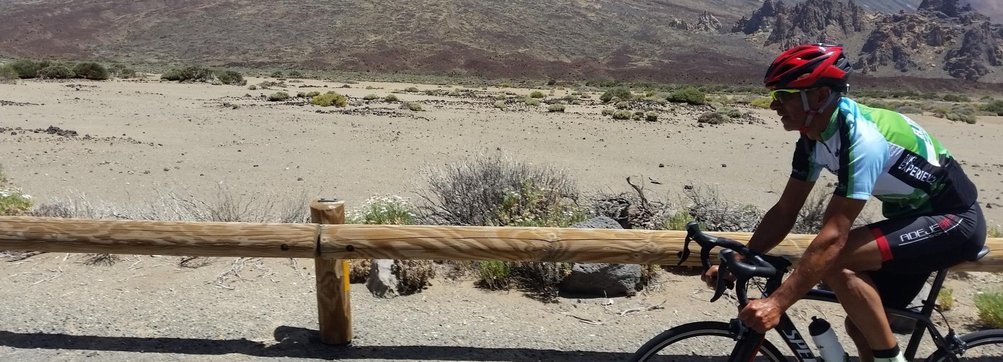 El Teide: Freitags ganztägiger Radweg