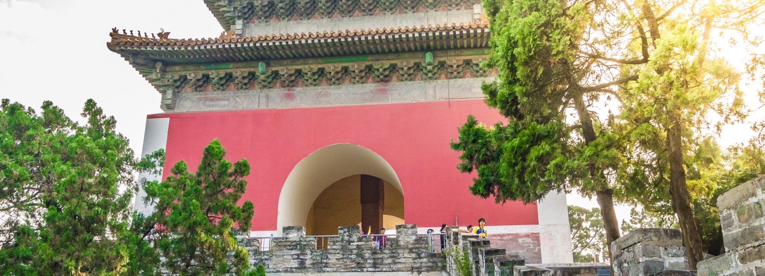 Grande Muraglia a Mutianyu: tour in bus con tombe dei Ming