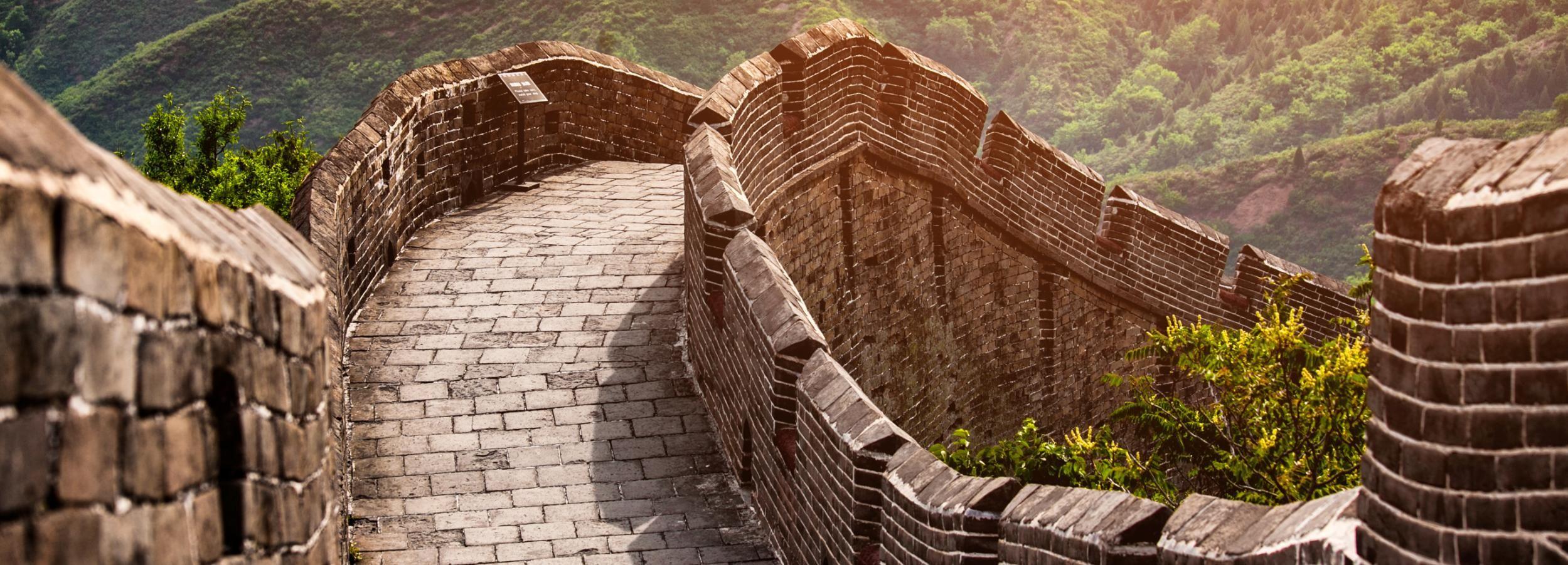 Pechino: Grande muraglia Mutianyu dall'aeroporto/hotel