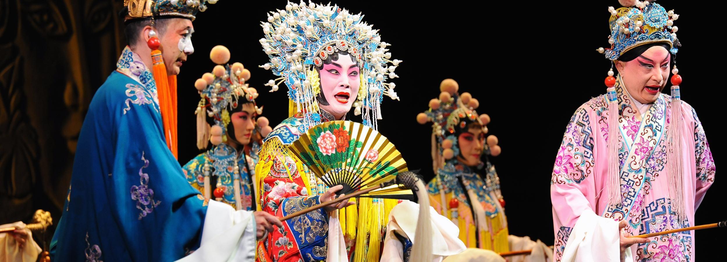 Opera di Pechino: spettacolo e transfer facoltativo