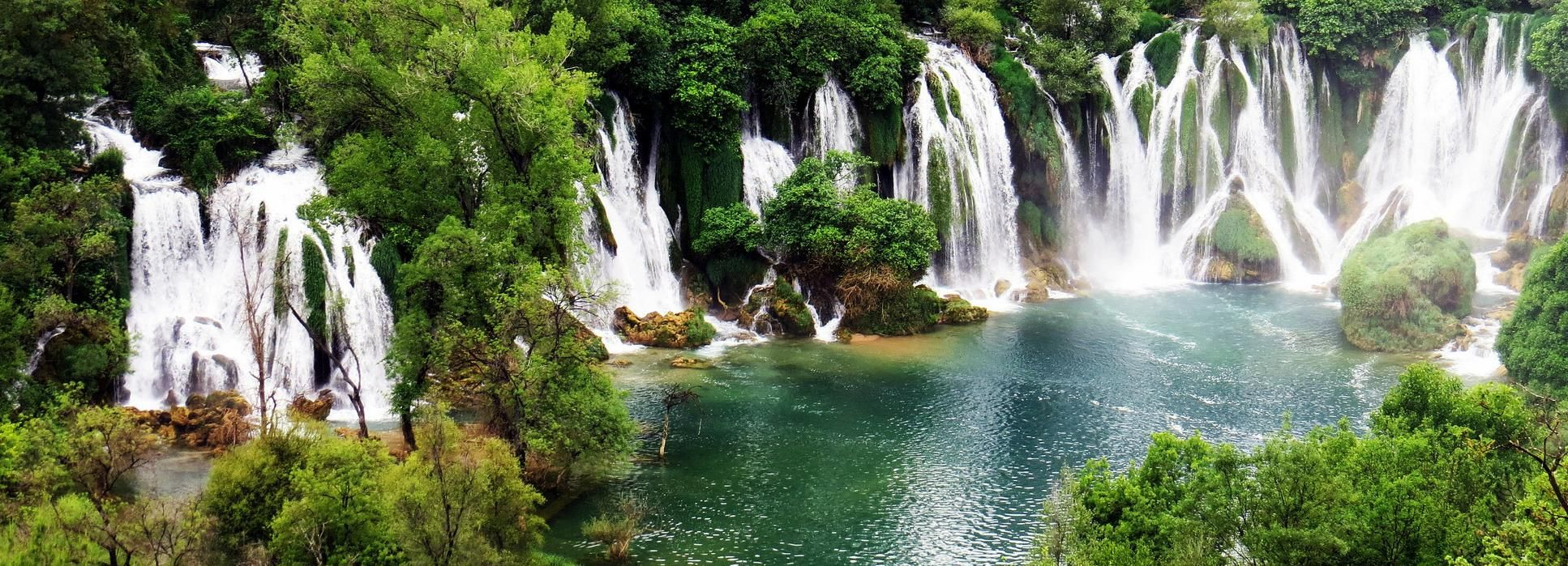 Mostar and Kravica Waterfalls with Turkish House Visit