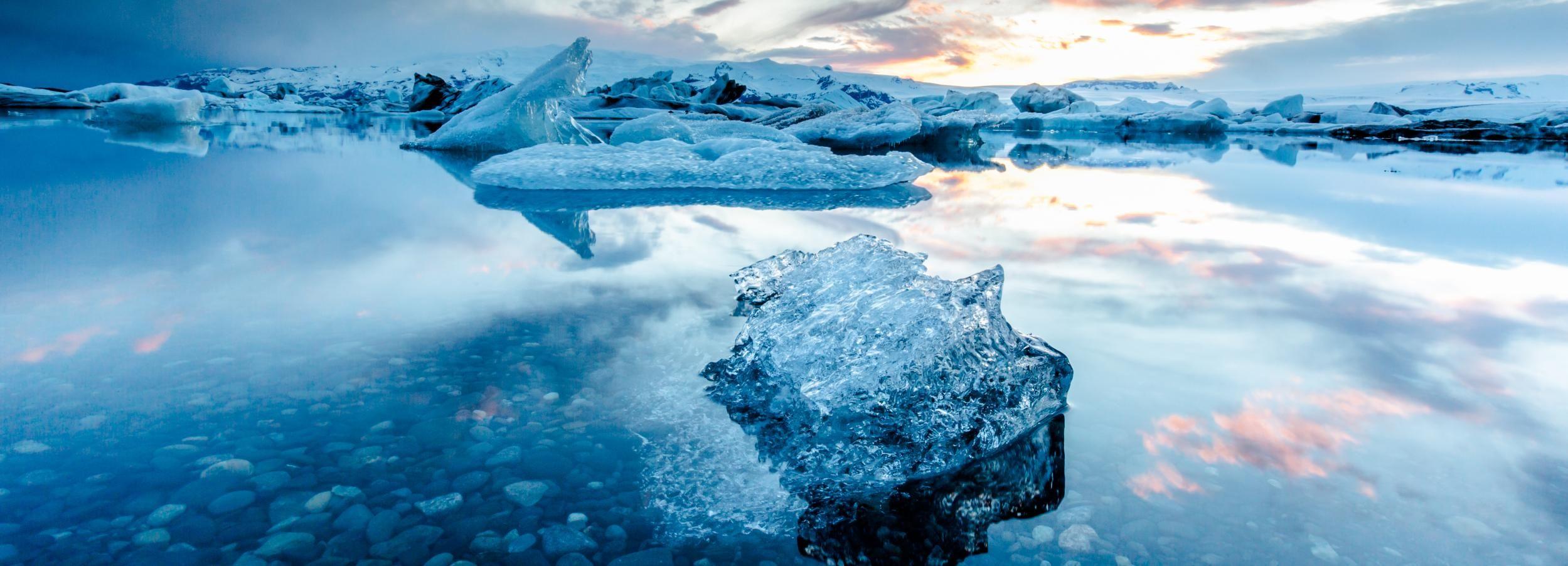 Desde Reikiavik: 3 Excursiones de día completo Paquete de aventura