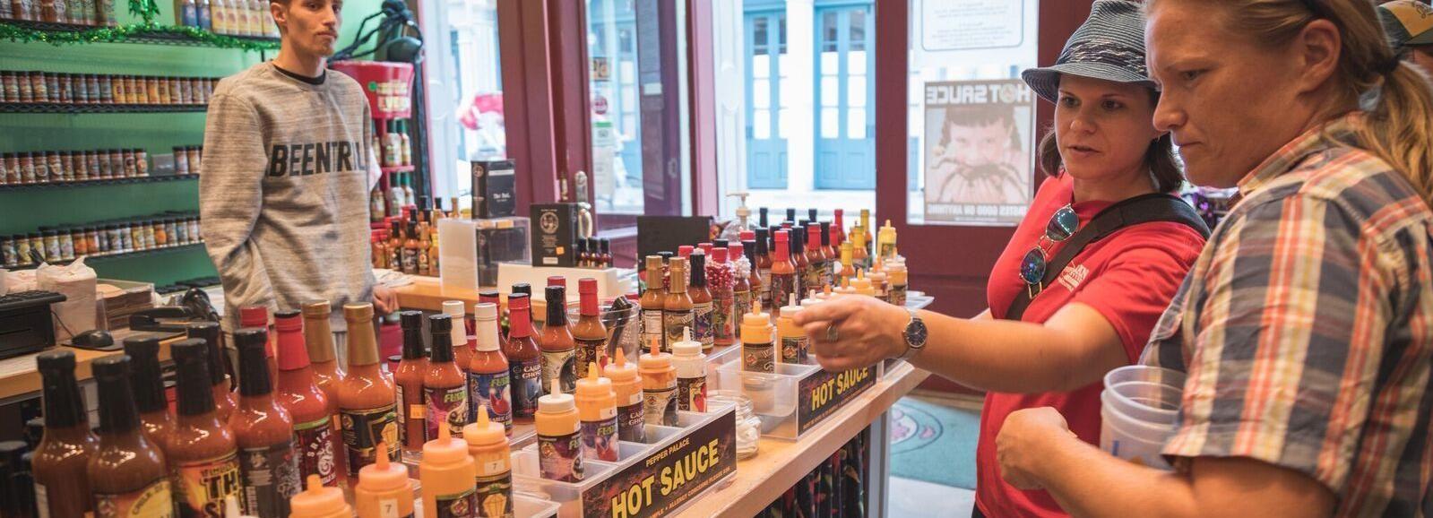 Nova Orleans: French Quarter Food Tour