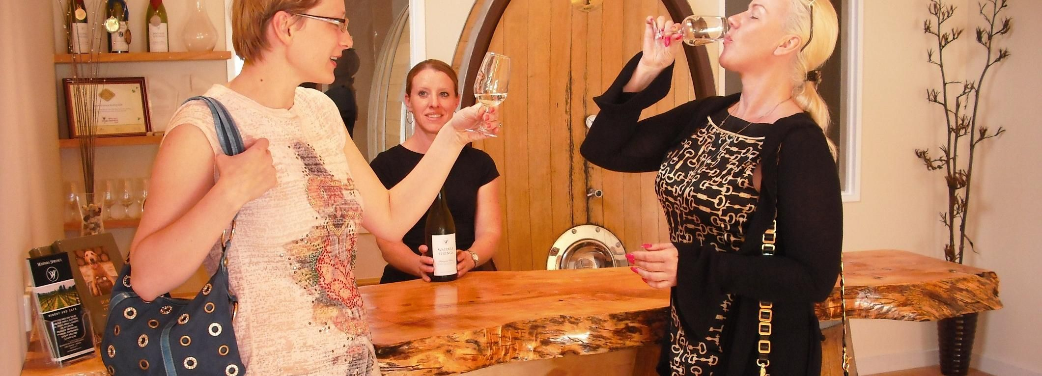 Waipara Wine Trail Tour vanuit Christchurch