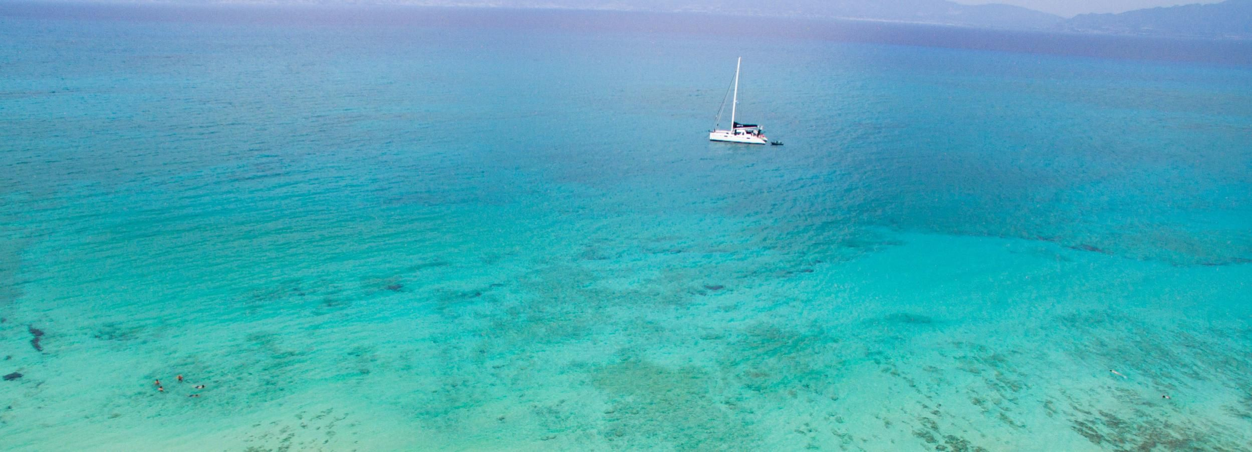 Yerápetra: crucero a la isla Khrysí
