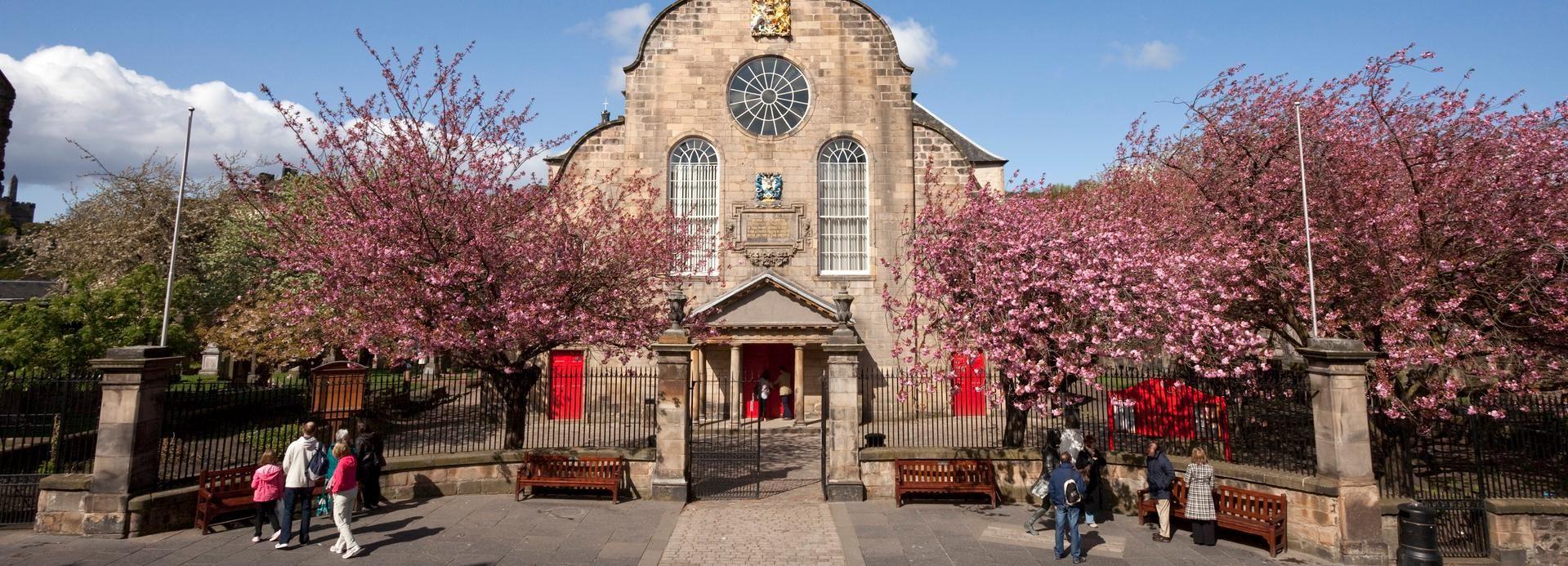 Édimbourg: visite historique vieille ville et caves