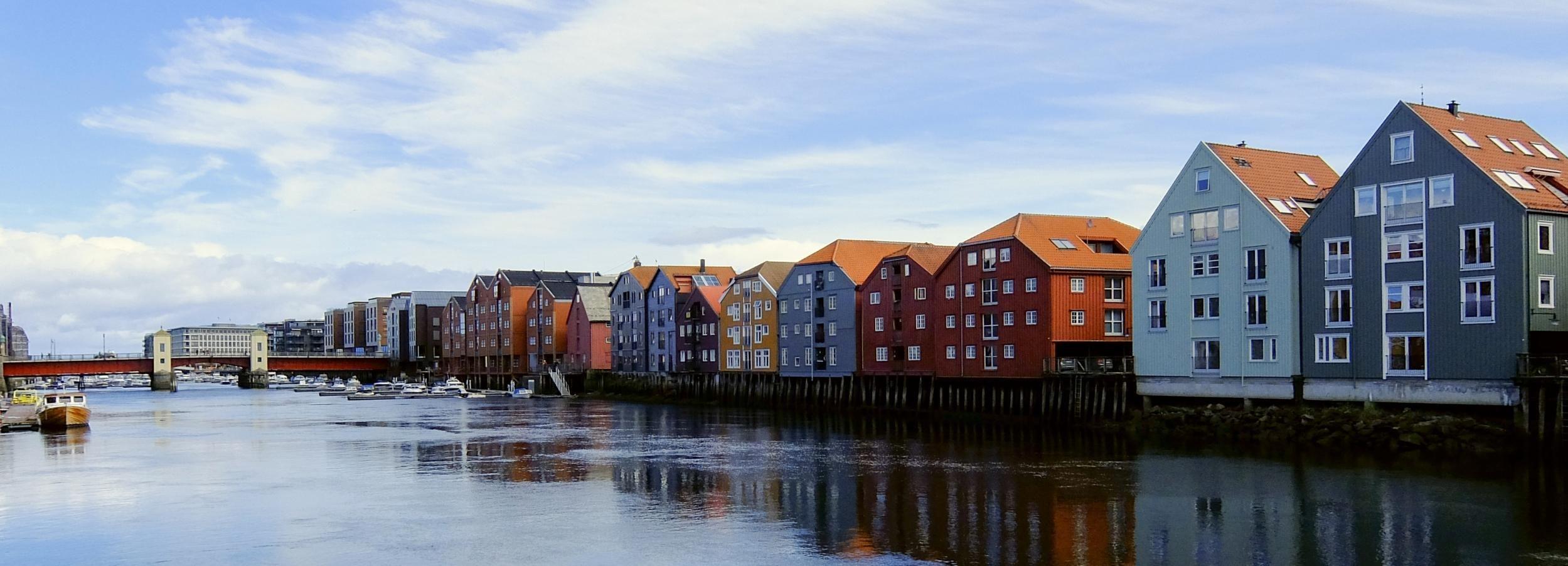 Trondheim gosta de um local: excursão confidencial personalizada