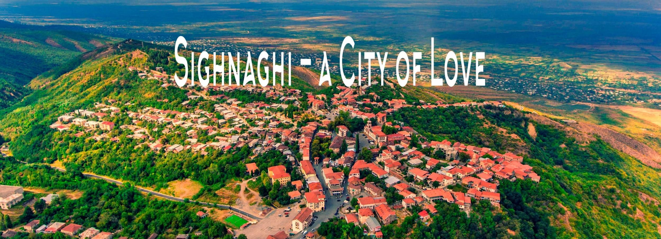 From Tbilisi: Sighnaghi and Bodbe Full Day Tour