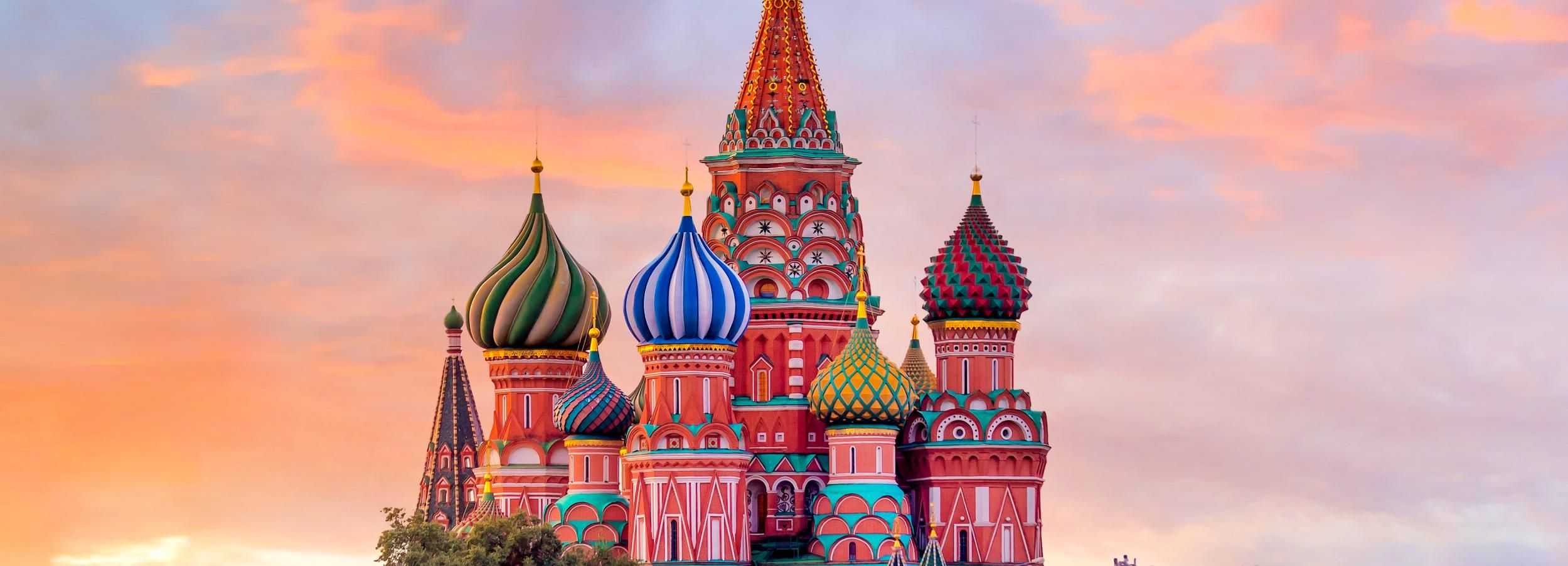 Moscow: 6-Hour Kremlin and City Bus Tour in Russian