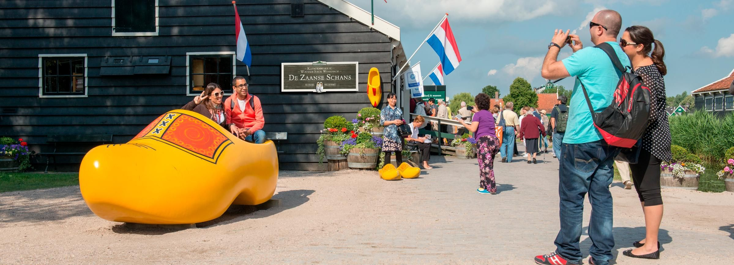 Amsterdam: Countryside Tour and Canal Cruise or 5D Flight