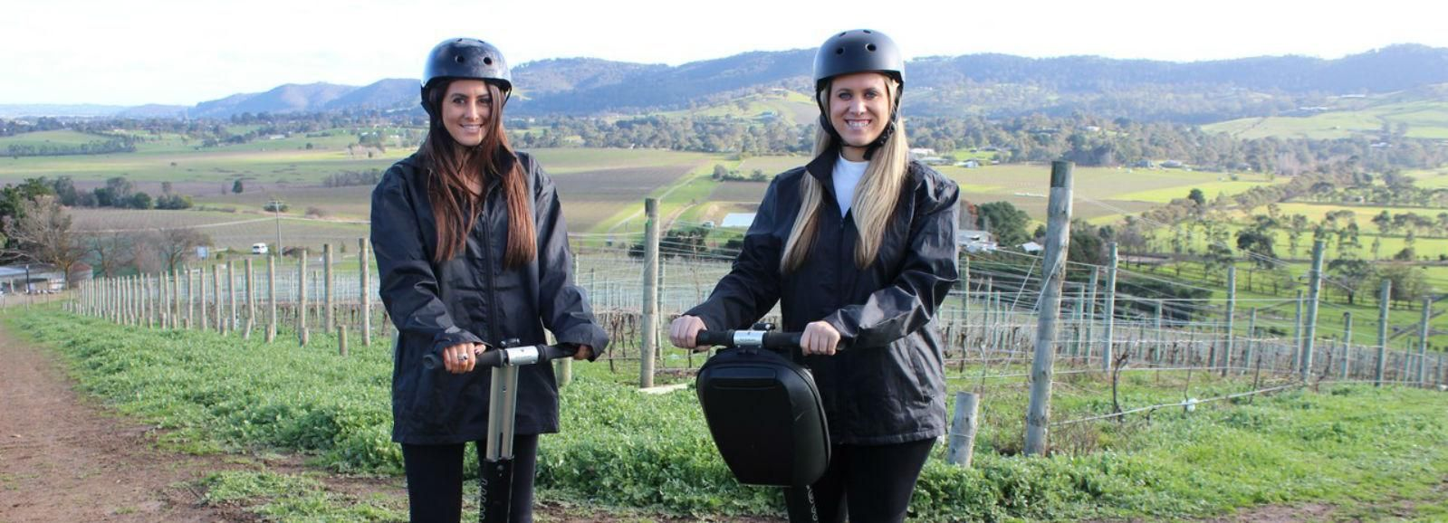 Yarra Valley: 1-Hour Vineyard Experience on a Segway