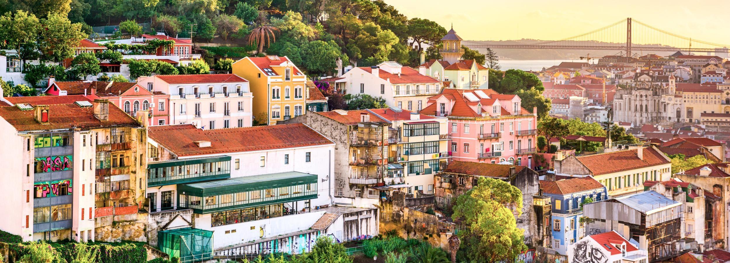 Lisbonne: entrée prioritaire au château Saint-Georges
