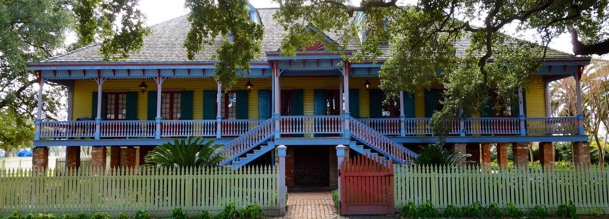 Desde Nueva Orleans: Experiencia Laura Plantation
