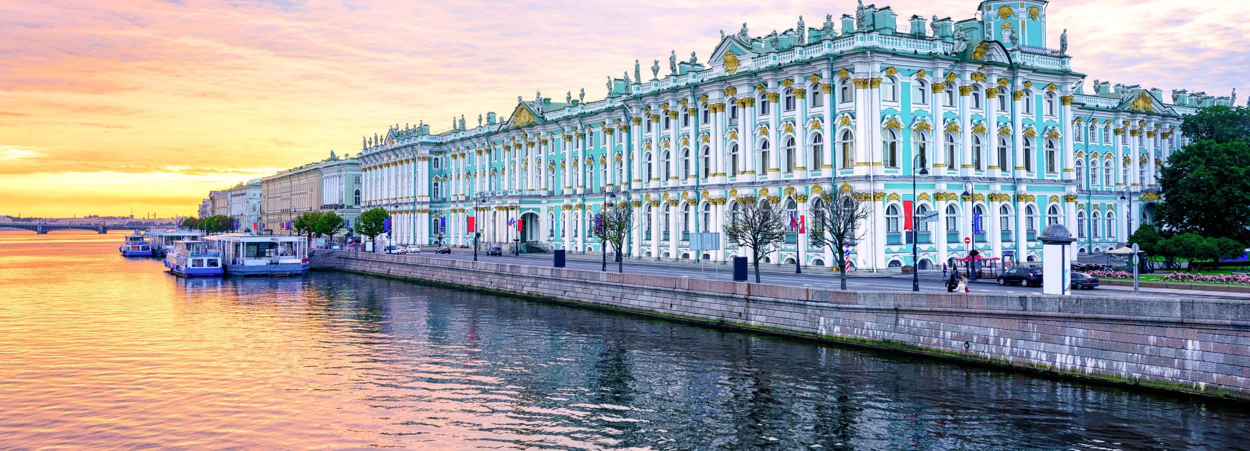 2-Day Private St. Petersburg w/Imperial Residences Visa-Free
