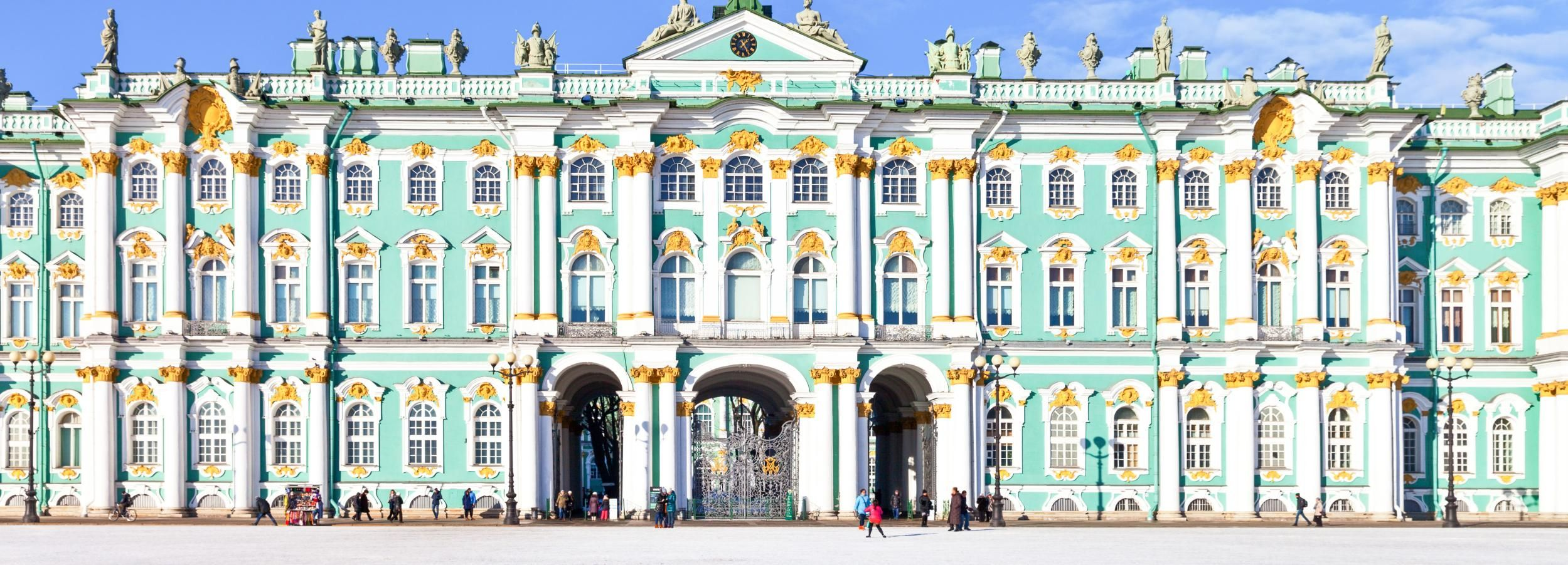 Full-Day Tour of St. Petersburg