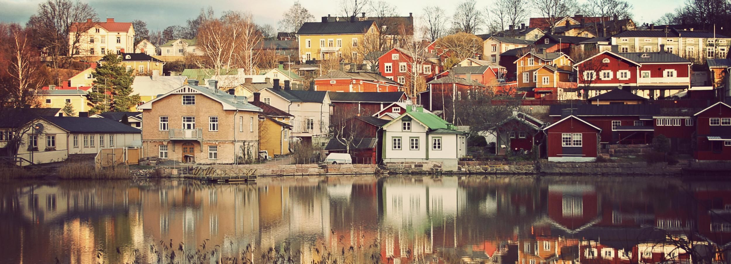 Helsinki and Porvoo Day Sightseeing Bus Tour