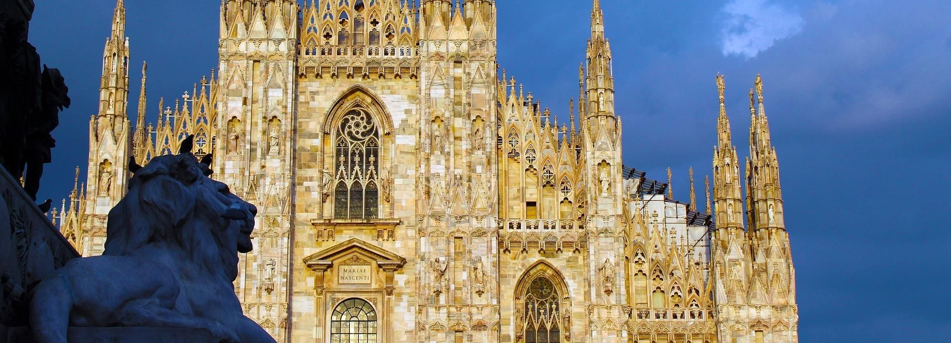 Milan: 3-Hour City Center Walking Tour