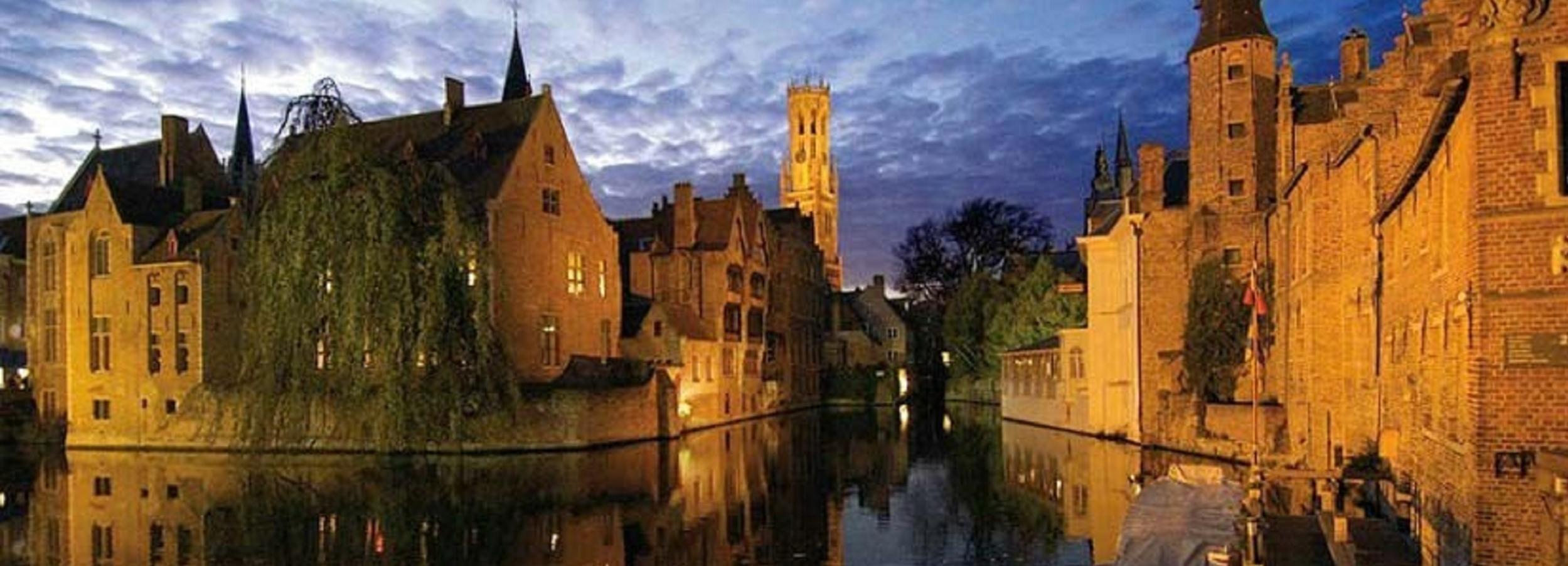 De Bruxelas: Excursão Guiada de 1 Dia a Bruges em Inglês