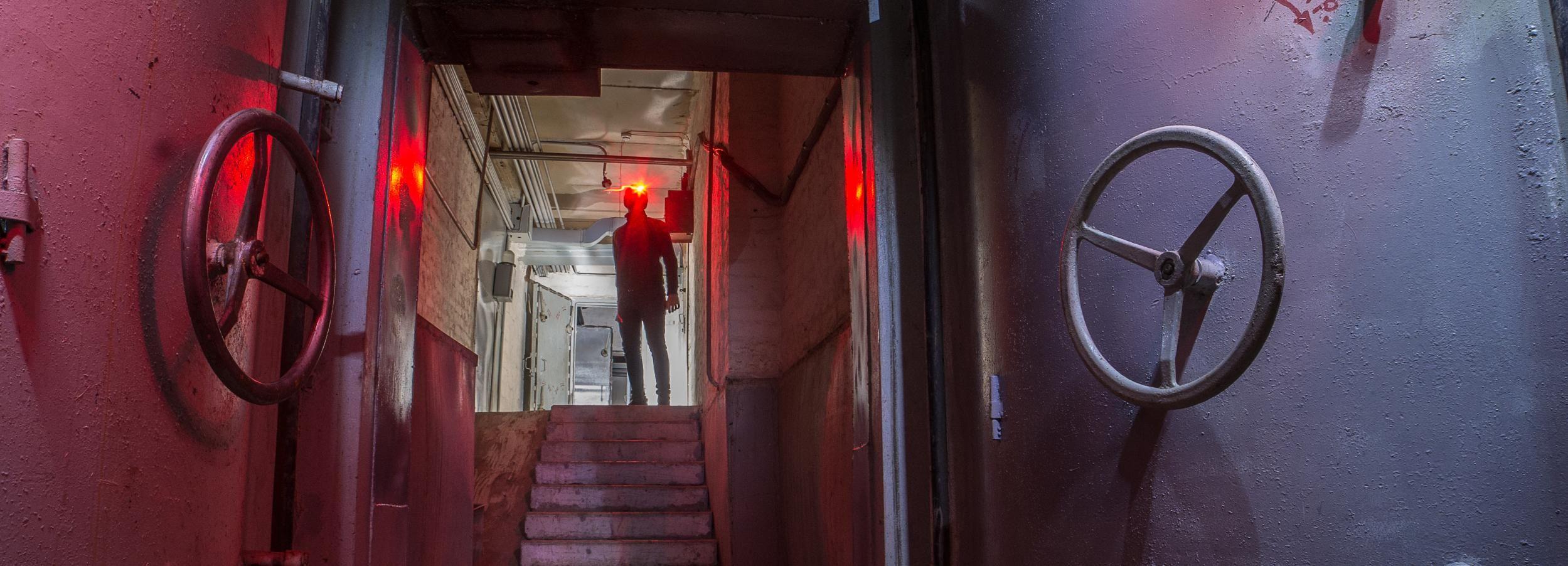 Kiev: Urbex Underground and Bunker Tour
