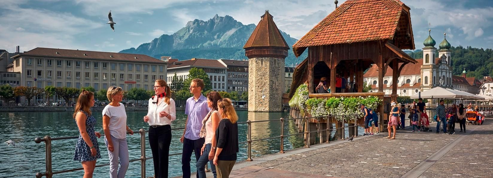 Guided City Tour of Lucerne - Private Group