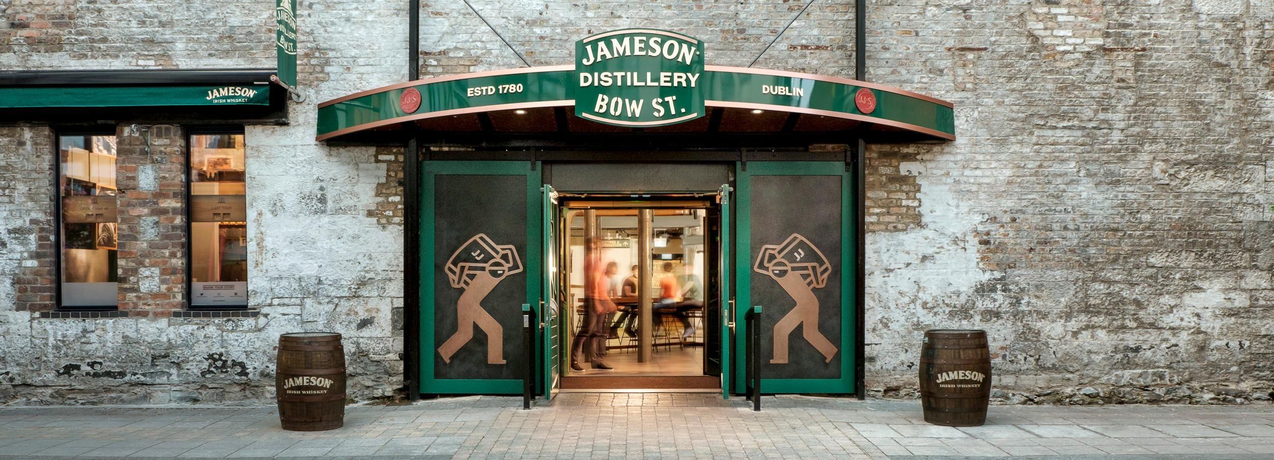 The Dublin Luxury Whiskey Trail
