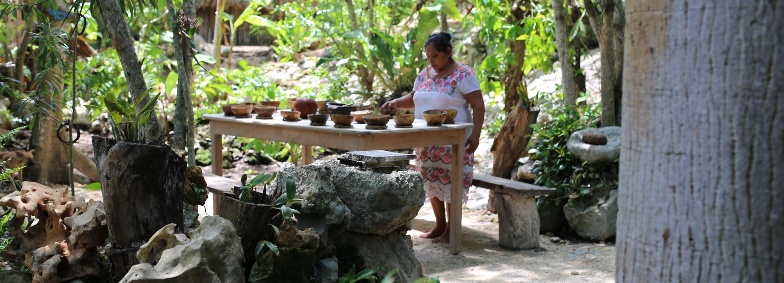 Caminos Mayas: Tour en bicicleta