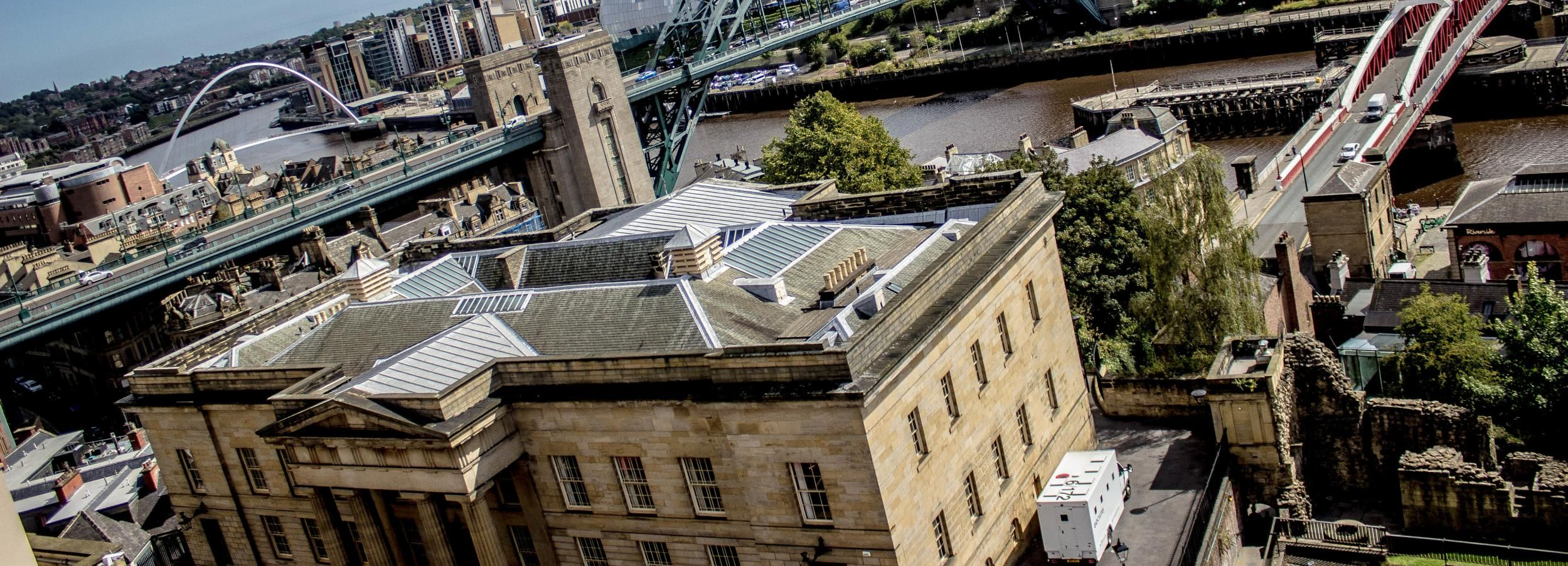 Newcastle: Historical Guided Walking Tour