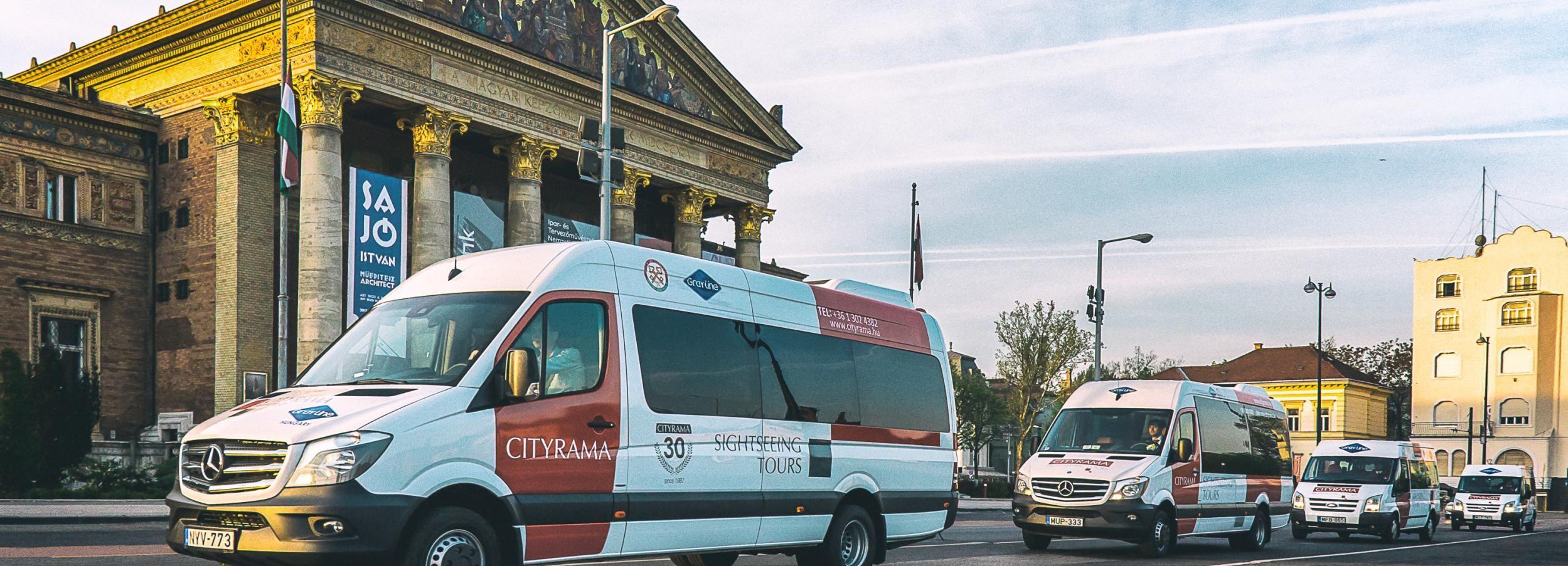 Budapest: Bustransfer vom Hotel zum Flughafen Liszt Ferenc