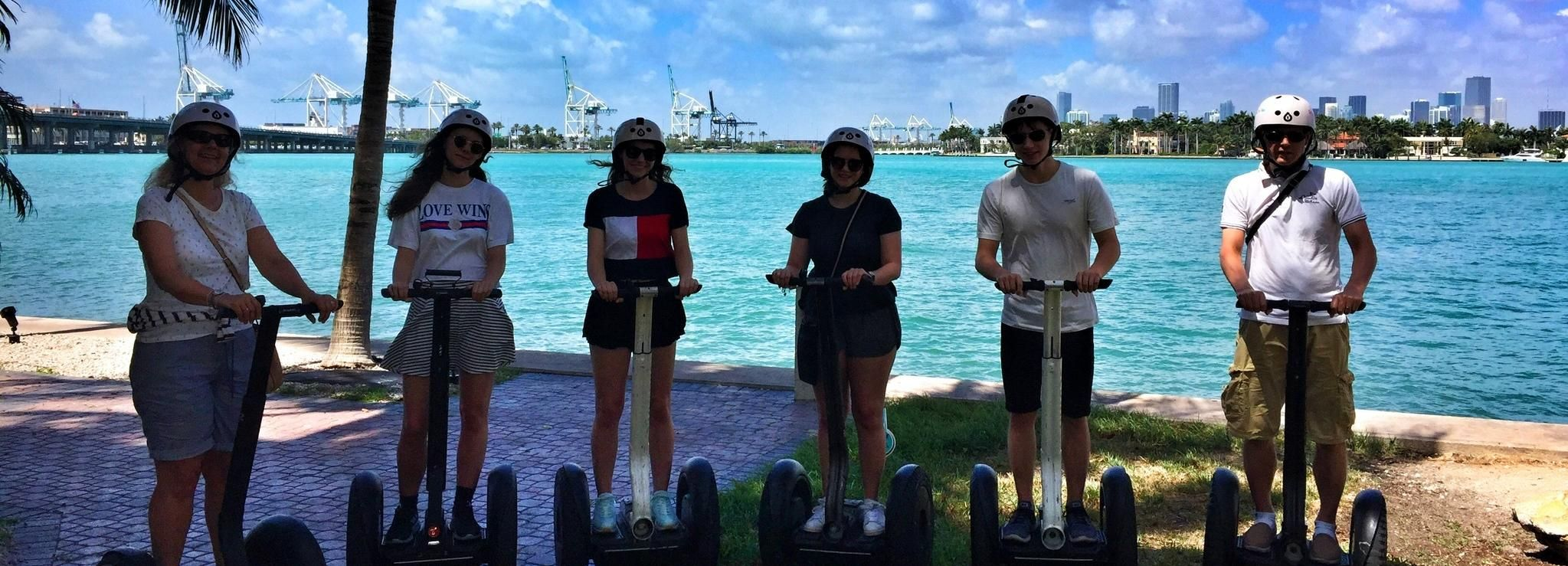 Miami Beach: Art Deco Segway Tour
